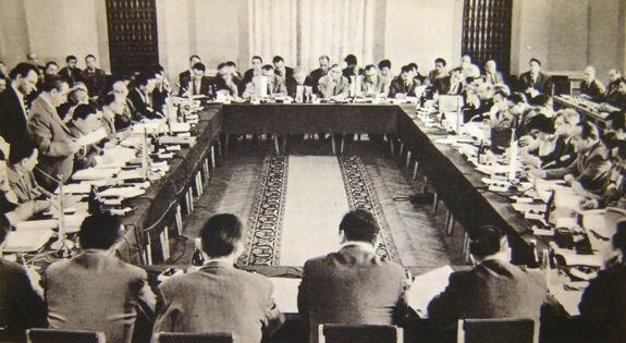 Заседание Исполнительного комитета СЭВ. Фото: 1964 г.
